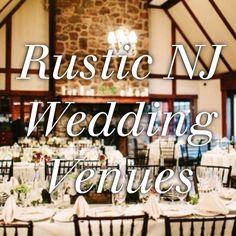 #Rustic #wedding #nj #venues  www.botanicalbox.com