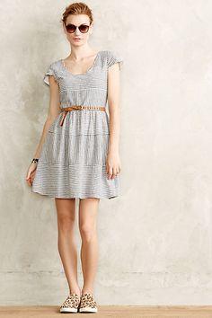 Menton Dress #anthropologie #anthrofave