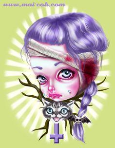 Pastel Bleeding 10 by mai-coh.deviantart.com on @deviantART