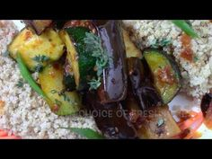 Red Palm Oil Recipe (Veggie Plate With Our Red Palm Oil Gourmet Sauce) Juka's Organic Co. - YouTube