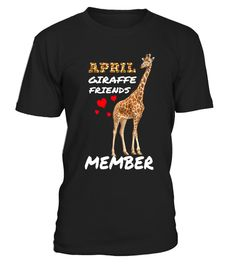 "# APRIL THE GIRAFFE FRIENDS MEMBER .  APRIL THE GIRAFFE --- LIMITED EDITION !The perfect hoodie and tee for you !HOW TO ORDER:1. Select the style and color you want:T-Shirt / Hoodie / Long Sleeve2. Click ""Buy it now""3. Select size and quantity4. Enter shipping and billing information5. Done! Simple as that!TIPS: Buy 2 or more to save on shipping cost!Guaranteed safe and secure checkout via:Paypal 