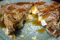 Quark and Apricot Stuffed French Toast   Tasty Kitchen: A Happy Recipe Community!