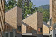 Housing Razgledi Perovo, Perovo, Kamnik, 2011 - dekleva gregorič architects