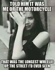 Call them what you will; Motorcycle Memes, Biker Quotes, or Rules of the Road - they are what they are. A Biker& way of life. Motocross Quotes, Bike Quotes, Jeep Wrangler Tj, Motorcycle Memes, Hyabusa Motorcycle, Dirtbike Memes, Enduro Motocross, Motocross Helmets, Motorcycle Touring