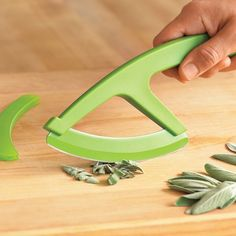 Kuhn Rikon Herb Chopper | Williams-Sonoma. You will use this for slicing so many different things!
