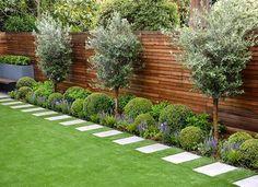 Small Backyard Design, Small Backyard Landscaping, Backyard Fences, Landscaping Ideas, Backyard Ideas, Garden Ideas, Fence Ideas, Easy Garden, Diy Fence