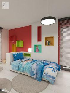 Pokój dziecka styl Nowoczesny - zdjęcie od Manufaktura Projektów - Pokój dziecka - Styl Nowoczesny - Manufaktura Projektów