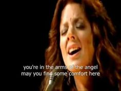 sarah mclachlan - angel (live with lyrics)