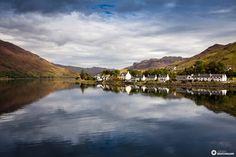 Loch Long reflections (Scotland) by Jürgen Brochmann / 500px