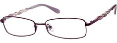 5510 Metal Alloy Full-Rim Frame with Acetate TemplesPrice - 1-nJSFoqul