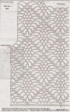 Crochetemoda: Casaquetos
