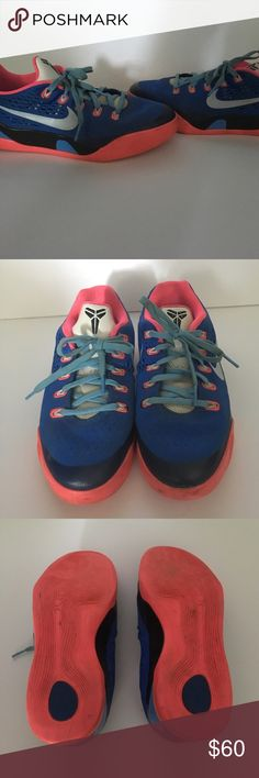 Nike Kobe 9 low Worn a good amount of times but still very nice shoe. Price is negotiable Nike Shoes Sneakers