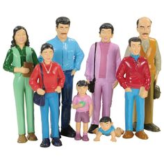 Marvel Education Pretend Play Hispanic Family, Toy Figures for Kids * Check out the image by visiting the link. (This is an affiliate link) Learning Toys, Early Learning, Block Play, Kid Check, Family Set, Sensory Play, Pretend Play, Kids Playing, Marvel