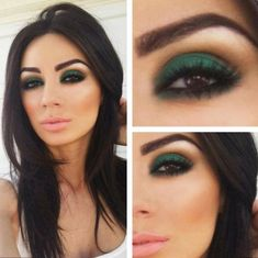 Perfect for brown eyes- LOVE the color