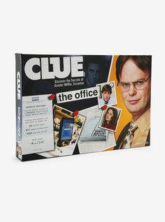 New Totally Free Clue: The Office Editon Board Game Hot Topic Exclusive Suggest. New Totally Free Clue: The Office Editon Board Game Hot Topic Exclusive Suggestions gifts for gu Scranton The Office, Operation Board Game, Yahtzee Game, Dice Games, Fun Games, The Office Show, The Office Merch, Office Tv, Office Birthday