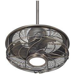 industrial style ceiling fans