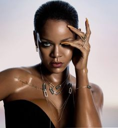 #JOYER�A: #COLLAR ? #RIHANNA ? #CHOPARD #JEWERLY #BEAUTIFUL #WOMAN #MUJER #DESING #LUXURY #LUXE #MYLUXEPOINT