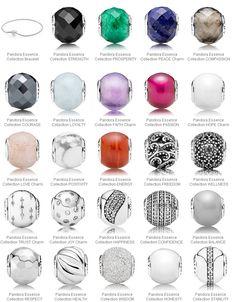 ! Pandora Bracelet Charms, Pandora Jewelry, Charm Jewelry, Jewelry Box, Jewlery, Pandora Essence Charms, Pandora Essence Collection, Pandora Catalogue, Pandora Story