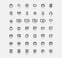 ALAND 사이트에 사용한 아이콘 이미지입니다. Web Design, Icon Design, Flat Design, Icons Web, Flat Icons, Mobile Icon, Mobile Ui, Store Icon, Tv Icon