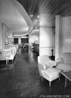 ANDREA DORIA bar classe cabine