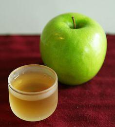 Apple Cider Vinegar: A Good Juicing Companion