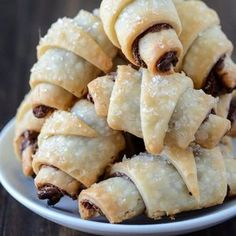 Nutella Crescents | foodraf