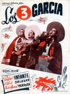 Classic movie from the Golden Age of Mexican Cinema