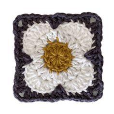 Crochet Cushion Pattern Free, Crochet Motifs, Crochet Cushions, Crochet Granny, Free Pattern, Knit Crochet, Crochet Patterns, Crochet Afghans, Crochet Crafts