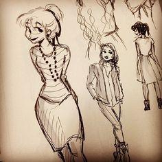 Doodleblog of Samantha Dodge