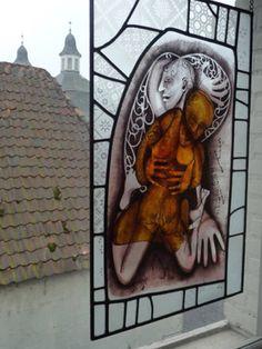 foto Meike van der Flier / BD Glaskunstwerk van Tieneke van Montfort