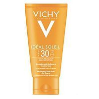 Vichy Ideal Soleil Mattifying Face Dry Touch SPF30 50ml - Boots