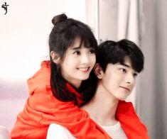 致我們暖暖的小時光・Put your head on my shoulder Drama Funny, Drama Memes, Korean Boys Ulzzang, Ulzzang Couple, Korean Couple, Best Couple, Love 020, Li Hong Yi, Chines Drama