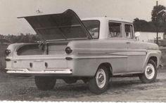 Custom body Ford