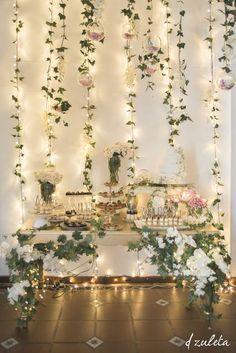 Mesa de Postres Boda / Wedding Dessert Table / Photography by: Diana Zuleta para…