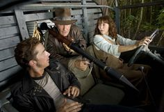 Indiana Jones Movie Universe Planned by Disney? | Collider