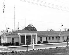 Altadena Station in 1972