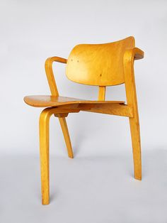 Ilmari Tapiovaara; 'Alska' Chair  for Schaumann Oy, c1960.