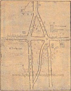 Οδος Φυτωρίου - Οδός Σταδίου - Λεωνίδα Κιούππη