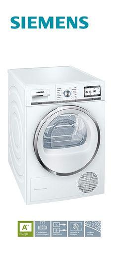 Sèche-linge - pompe à chaleur | Capacité : 1 à 9kg | Volume du tambour : 112L
