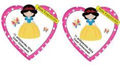 11 października - Dzień Dziewczynek, naszyjniki, laurki i legitymacje do wydruku Disney Characters, Fictional Characters, Snow White, Disney Princess, Art, Art Background, Snow White Pictures, Kunst, Sleeping Beauty