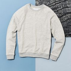 502f733a75b72 The Best Crewneck Sweatshirts for Men Deserve Their Wardrobe Essential  Status
