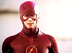 Grant Gustin as Barry Allen in The Flash GIF,movies/tv The Cw The Flash, Flash Characters, Flash Barry Allen, Flashing Gif, Stephen Amell Arrow, Martian Manhunter, Flash Arrow, Pokemon Cosplay, Grant Gustin