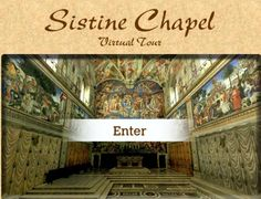 Take a 3D Virtual Tour of the Sistine Chapel, St. Peter's Basilica and Other Art-Adorned Vatican Spaces