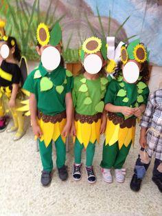 small sunflowers. recita di fine anno by Giusy Cerasa