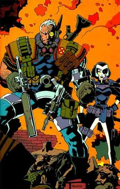Cable and Domino  ...