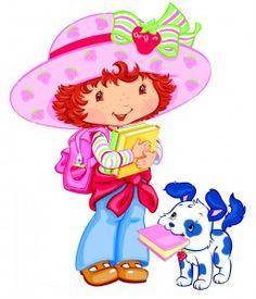 desenhos moranguinho festa infantil painel rotulos lembrancinhas meninas (5)