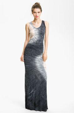 Young, Fabulous & Broke 'Hamptons' Tie Dye Maxi Dress   Nordstrom  love it