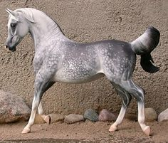 Model Horse Artist Resins sculpted by Deborah McDermott