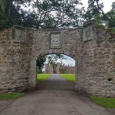 More castle photos from my week's holiday. #scotland #sconepalace #photooftheday #stoneofdestiny