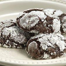 Chocolate Crinkles | Cook'n is Fun - Food Recipes, Dessert, & Dinner Ideas